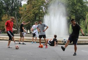 Światowy Dzień Freestyle Football 2012